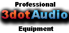 3dotAudio - Audio equipment and cables for high end HDTV equipment