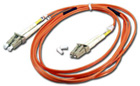 Fiber Multimode LC to LC Patch Cord Duplex - 1m/3.3ft (FDLC-1M)